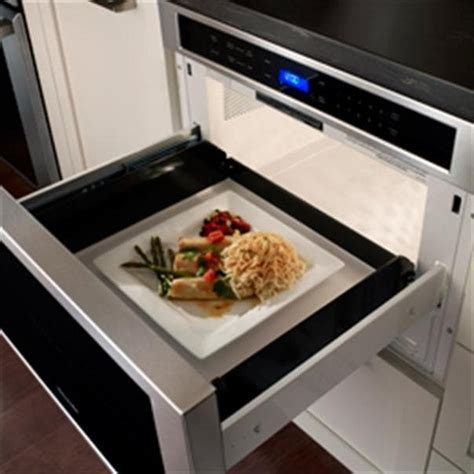 Thermador MD24JS 24 Inch Builtin Microwave Drawer with