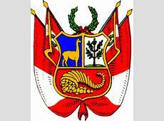 Peruvian Flag Emblem