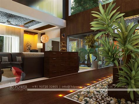 Home Interior 3d Design : House 3d Interior Design