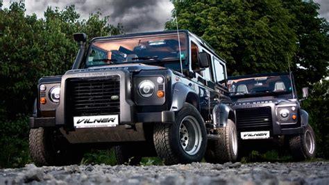 vilner pimps  land rover defender top gear