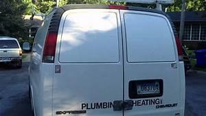 1999 Chevy Express 3500 Work Van