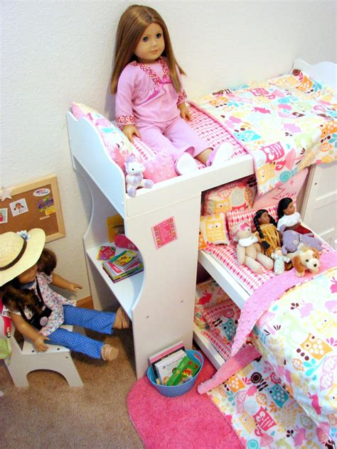american girl doll play our doll play area the doll bedroom