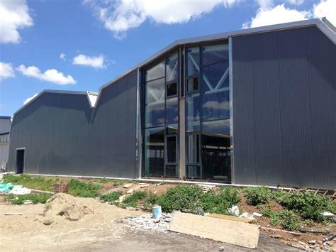 rivestimenti capannoni rivestimento facciata ex capannone agricolo