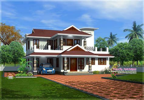 2000 square kerala model home
