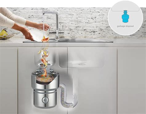 kitchen sink trash disposal kitchen sink drains which drain you need for your sink 5996
