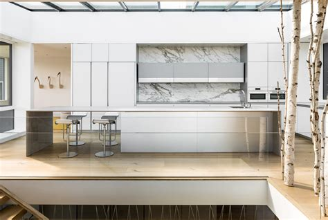 kitchen sink flooding spruce by maniscalco architecture dwell 2714