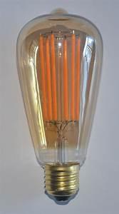 Ampoule Vintage Led : 6w led vintage r tro cage d 39 cureuil variation lampe ~ Edinachiropracticcenter.com Idées de Décoration