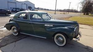 1940 Buick Super Model 51 4 Door Sedan Great Driving