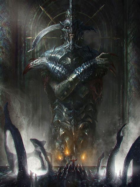 emperor   grave  fantasy concept  fred rambaud