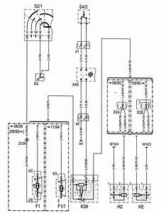 Mercedes-benz C280  1994 - 1997  - Wiring Diagrams