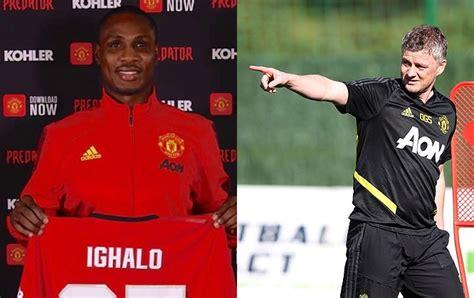 Ole Gunnar Solskjaer, Manchester United coach confirms ...