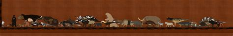 Zoo Tycoon 2 Extinct Animas By Paleop On Deviantart