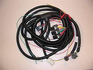 Hiniker Snow Plow 4 Function Wiring Harness 38813034