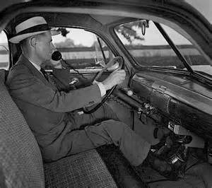 First Mobile Phone Car