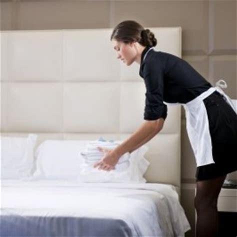emploi femme de chambre à fiche métier femme de chambre valet de chambre