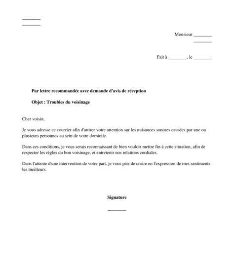 afub modele de lettre mod 232 le lettre recommand 233 e exemple lettre avec liation