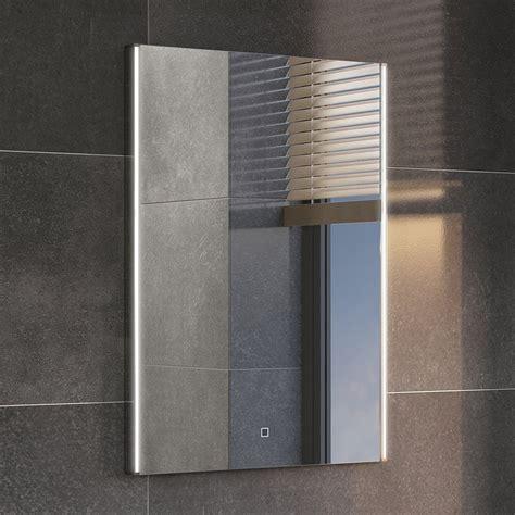mm modern illuminated led bathroom mirror light
