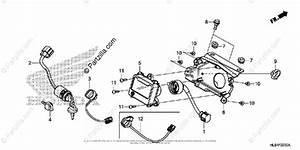 31 Honda Pioneer Parts Diagram