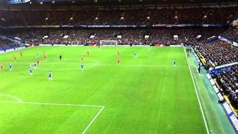 Chelsea vs Liverpool 0 - 2 - The Fields of Anfield Road ...