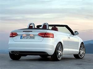Audi Cabriolet A3 : audi a3 cabriolet 2008 2009 2010 2011 2012 2013 autoevolution ~ Maxctalentgroup.com Avis de Voitures