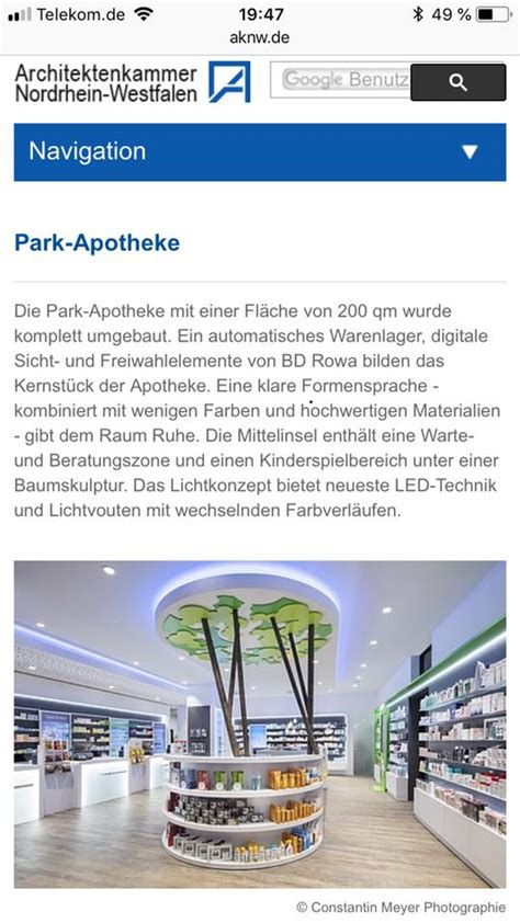 park apotheke bensberg architekt carl e palm home