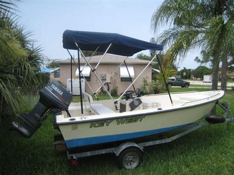 Boat Mechanic Key West by Sold 96 Key West 15 Ft 96 60 Yamaha Mechanic Owned