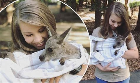 Picture of Bindi Irwin as a Little Girl