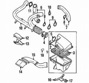 Volvo S80 Front Suspension Parts Diagram