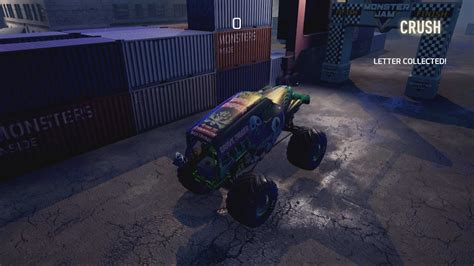 monster jam trucks games monster jam crush it gamemill entertainment