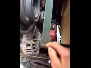 Isx15 Serpentile Belt Routing