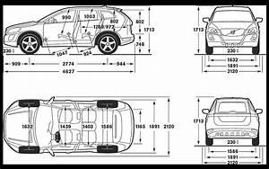 Volvo Xc60 Dimensions : volvo xc90 length 2018 volvo reviews ~ Medecine-chirurgie-esthetiques.com Avis de Voitures
