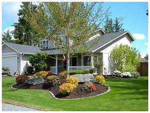 Small Front Yard Landscaping Ideas full sun