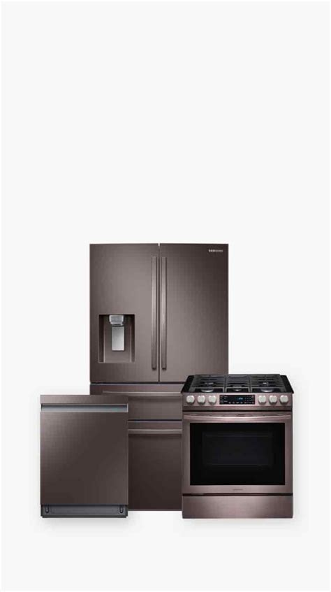 tuscan stainless steel appliances samsung