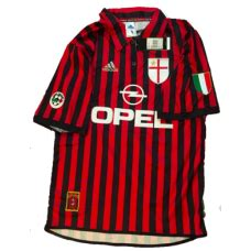 We want you to be 100% satisfied with your products. Shevchenko AC Milan Shirt #7 Home 1999-2000, classic ...