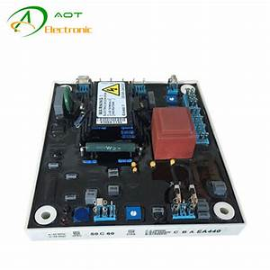 Brushless Generator Kutai Avr Circuit Diagram Ea440