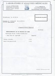 Tarif Bilan Sanguin Laboratoire : bilan sanguin maladie de lyme ~ Maxctalentgroup.com Avis de Voitures