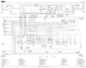 Ford Capri Wiring Diagram