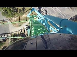 Kingda Ka Front Seat on-ride HD POV Six Flags Great ...