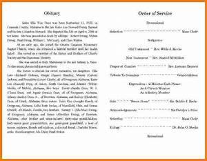 blank obituary templates wwwimgkidcom the image kid With obituary outline template