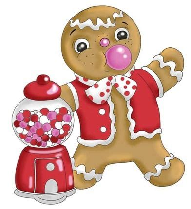 ginger bread man outline    clipartmag