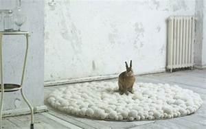 Runder Teppich Weiß : kleine runde teppiche sehen so s aus ~ Whattoseeinmadrid.com Haus und Dekorationen