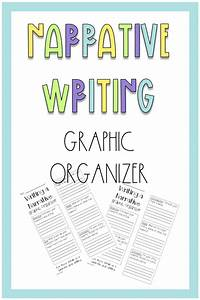 Narrative Writing Graphic Organizer  4th