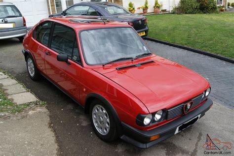 Alfa Romeo For Sale by 1982 Alfa Romeo Alfasud For Sale