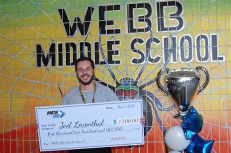 hillsborough teacher wins national award  student