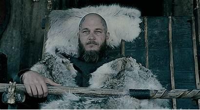 Ragnar Thrones Vikings Serie Confronto Perde Vs