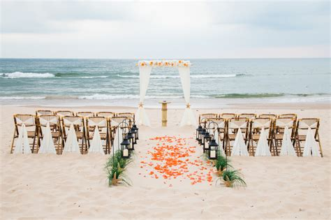 barefoot wedding michigan beach wedding service
