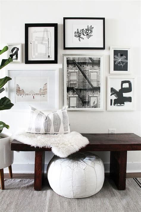 how to create an gallery wall 5 tips and 25 ideas