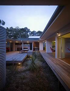 Container Home Roof Design Design Inspiration The Modern Courtyard House Studio Mm