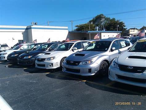 Subaru Dealership Miami by Bird Road Subaru Miami Fl 33155 Car Dealership And