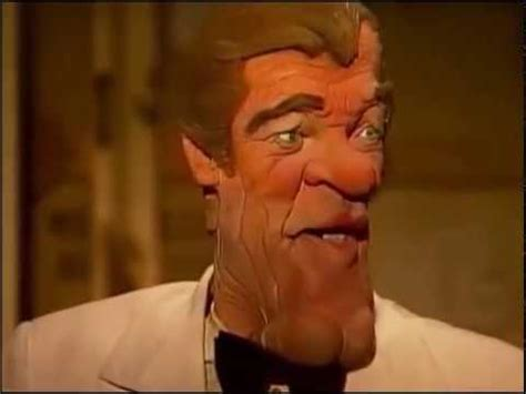 roger moore eyebrows spitting image spitting image roger moore screen test youtube